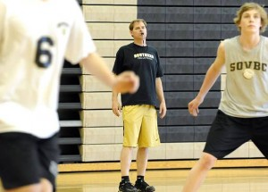Maxwell builds Rams into volleyball powerCoach has built programs that have won three state titles
