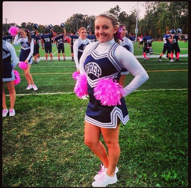 Northfield Teen Picked For Cheer Squad To Go To Macy S