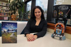 Poem by May Landing teen wins national AMVETS anti-drug, alcohol abuse contest