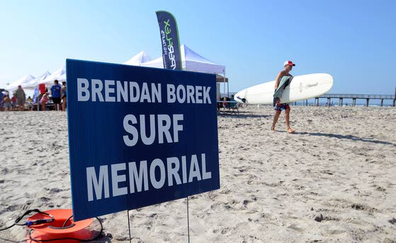 Surf Memorial grows in Avalon