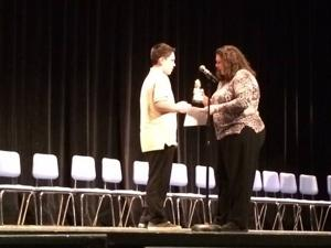 Eighth grader wins Middle spelling bee, gears up for N.J. regional championship