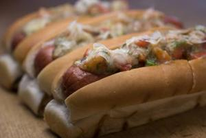 If you choose carefully, hot dogs can be tasty and nutritious treat