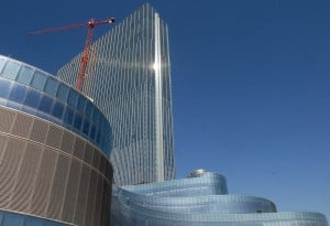 Revel Project Icon: The Revel casino in Atlantic City  - Danny Drake