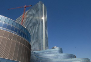 Revel Project Icon: The Revel casino in Atlantic City  - Photo by Danny Drake