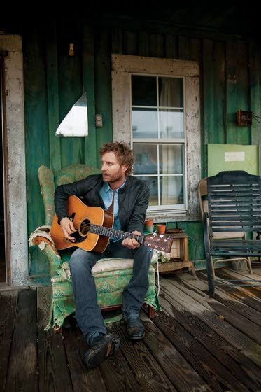 Dierks Bentley Ready to Rock: Country star leads Jagermeister tour into House of Blues