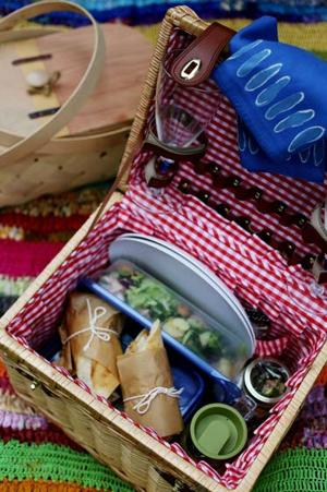 Pack a perfect picnic