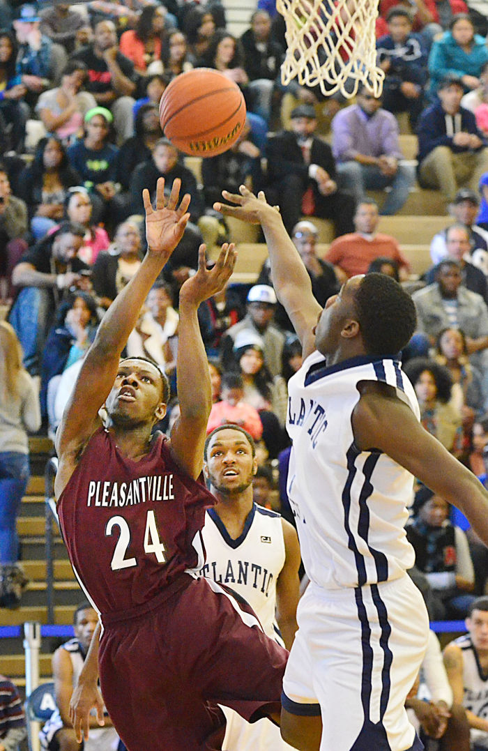 Pleasantville at Atlantic City Basketball