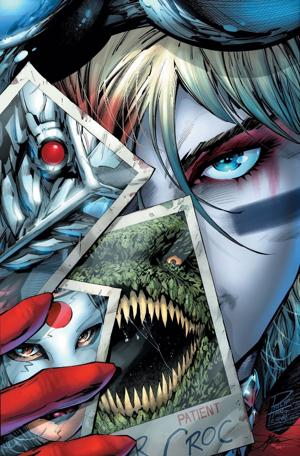 More Harley Quinn than you can swing a mallet at in next week's comics