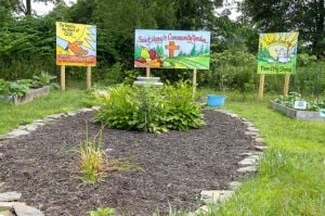 Pleasantville church's community garden grows lush, but could use more volunteers