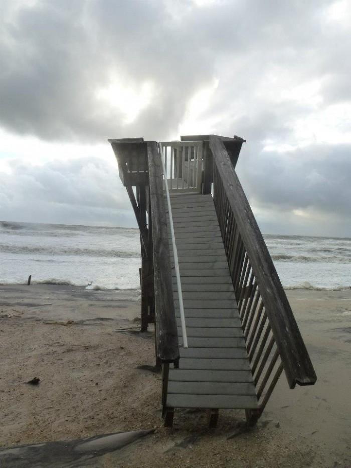 Hurricane Sandy Tuesday
