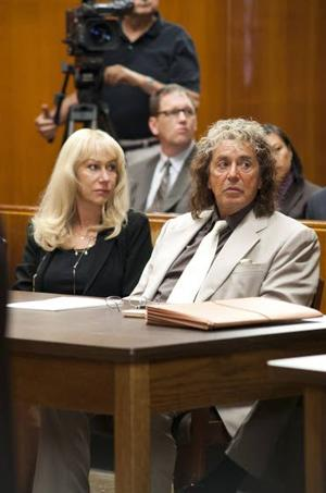 HBO's Spector film distorts truth  and makes a joke of justice system
