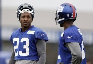 Coughlin still sorting through Giants' cornerback collection