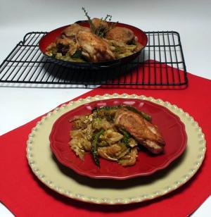Saint Patrick's cabbage goes gourmet