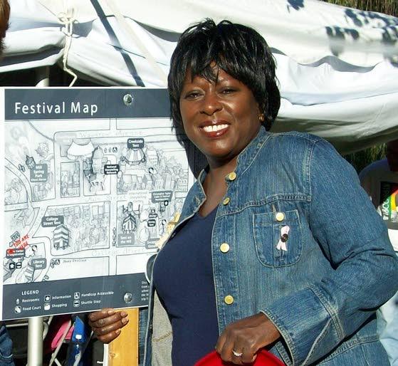Hamilton woman tells stories from around world