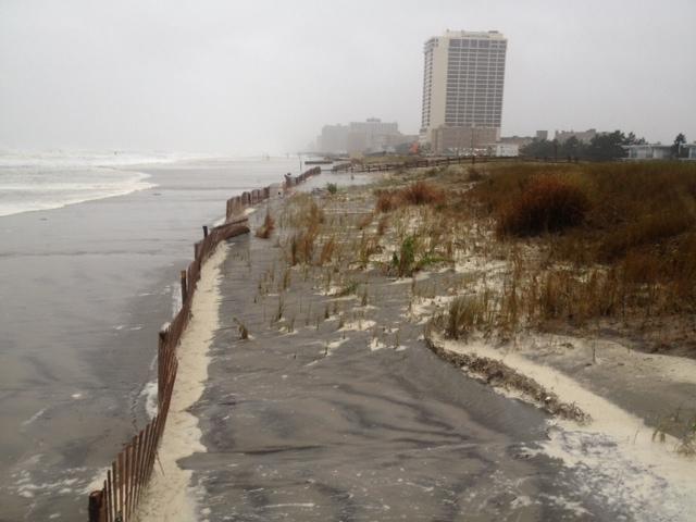 Hurrican Sandy Monday