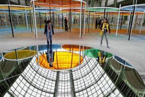 Exhibit at Paris' Grand Palais shows monumental art need not be huge