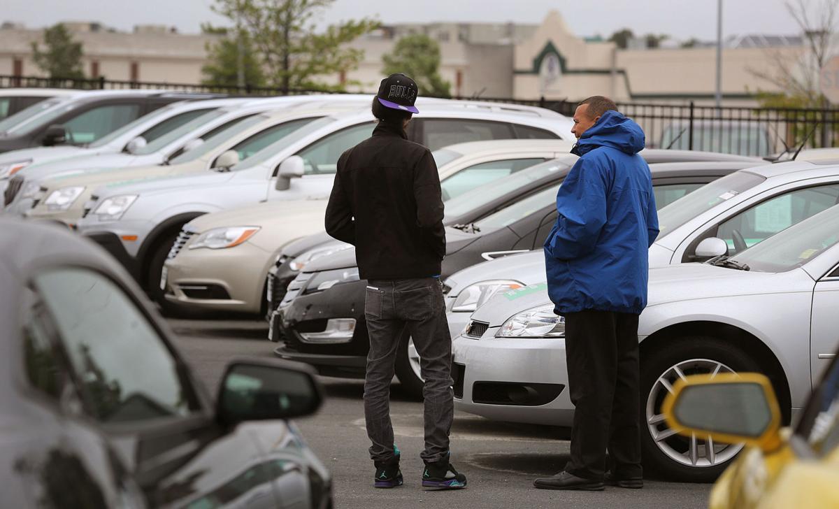 Ben Davis Chevrolet >> Pent-up demand boosts auto sales in South Jersey, U.S. | Money | pressofatlanticcity.com