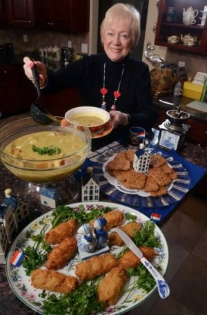 Legacy recipes: Galloway Township woman pleases family with meals from Holland