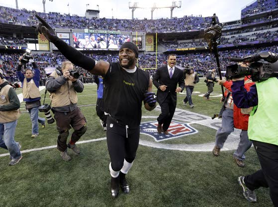Ravens have little trouble with Colts, earn trip to Denver