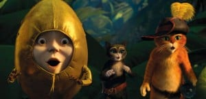 'Shrek' Spin-off the Cat's Meow: 'Puss in Boots' a lively prequel starring Antonio Banderas' frisky feline