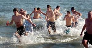 Polar bear plunges and other events to enjoy At The Shore Today