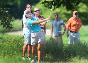 LPGA: Sunday June 2 2013 LPGA ShopRite Classic at Seaview Resort in Galloway. Final Day. (The Press of Atlantic City / Ben Fogletto)  - Ben Fogletto