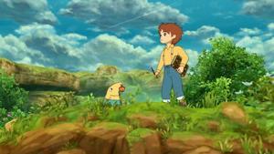 Game review: Anime studio makes 'Ni no Kuni' a charming adventure