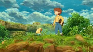 Game review: Anime studio makes 'Ni no Kuni' a charming adventure