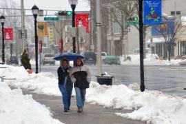 pair walking