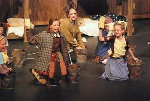 Marmora girl nominated for Perry Award for her work playing lead role in 'Annie'