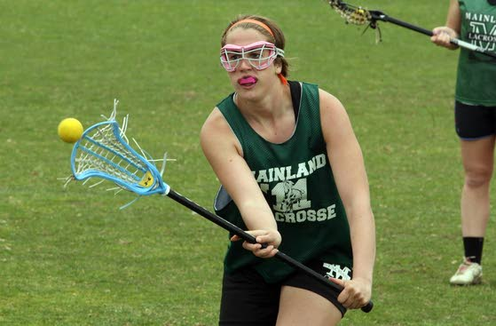 My life: Mainland Regional junior lacrosse player Riley Dolan