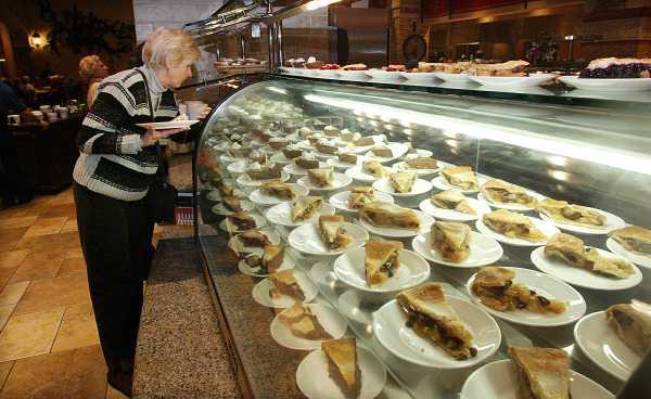 Best Seafood Buffet In Atlantic City