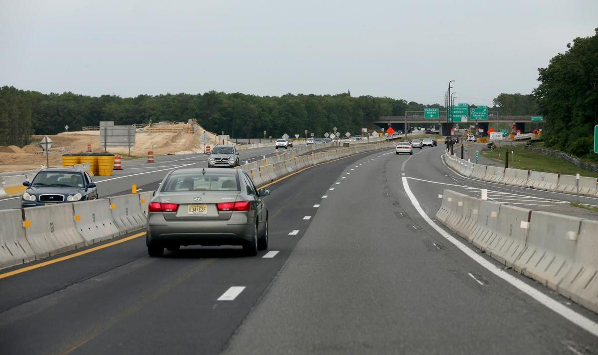 south jersey officials want voice on garden state parkway
