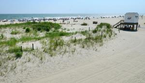 Margate dunes