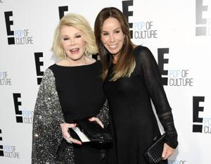 'Fashion Police' marks Rivers at 80