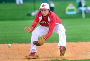 Mainland baseball