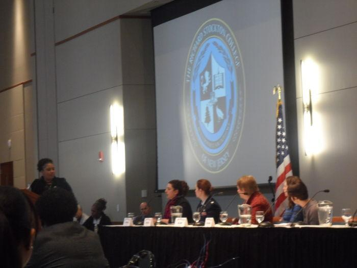 stockton conference panel