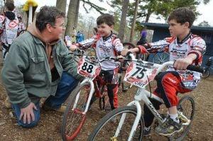 Families find good, clean fun in the dirt