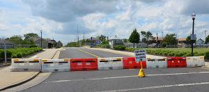 BRIDGES: Ohio Avenue Bridge connecting main island to Venice Park is closed, Atlantic City. Tuesday June 11 2013 (The Press of Atlantic City / Ben Fogletto)  - Ben Fogletto