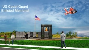 Proposed Coast Guard memorial