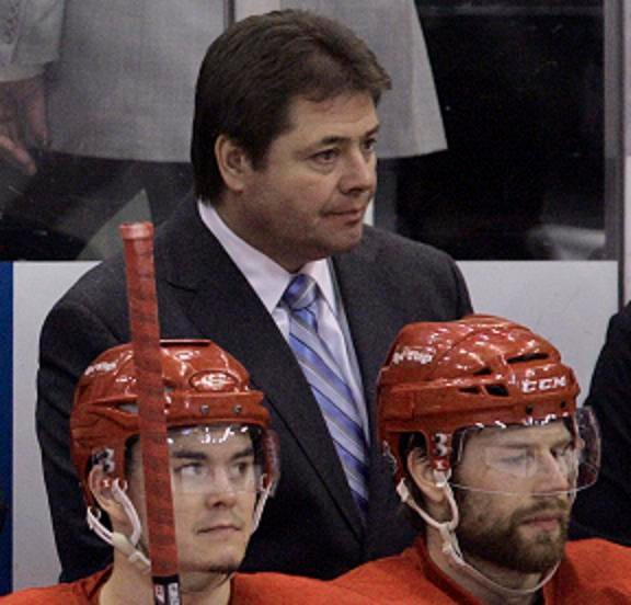 Mike Babcock, Brad McCrimmon