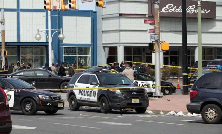 Atlantic City Shooting