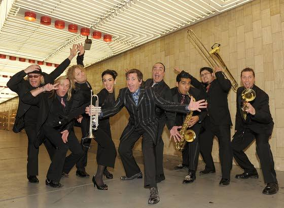 Just Like Old Times at Steel PierLouis Prima Jr. continues father's music legacy in A.C.
