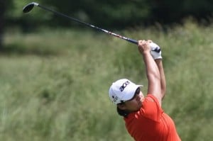 No. 1-ranked player Tseng struggling