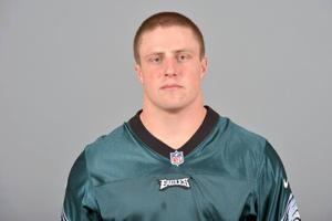 Three-and-out with Eagles linebacker Jake Knott