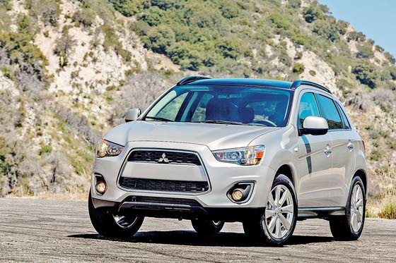 2013 Mitsubishi Outlander Sport Gets Many Upgrades
