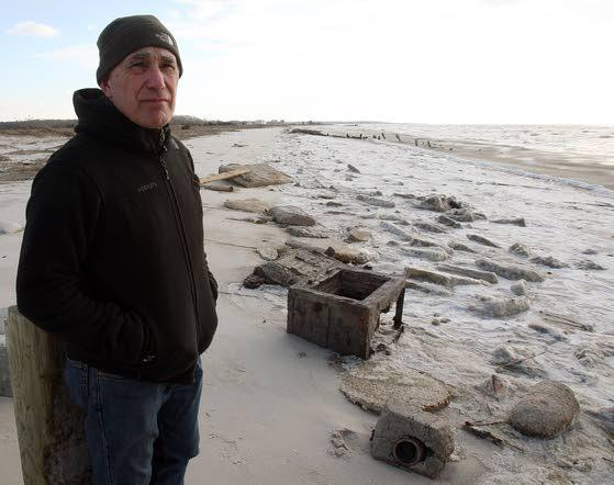 Sand in my Shoes: After retiring from DEP, Greenwich Township man continues to advocate for the environment
