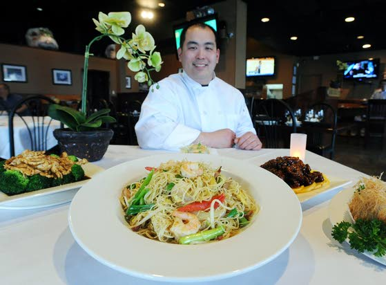 Asian Cuisine Gets Update