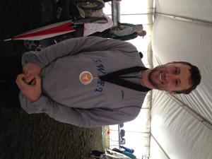 Ocean Drive Marathon winner 2014