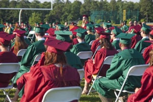 Cedar Creek Graduation - STEVIE POPIELARSKI